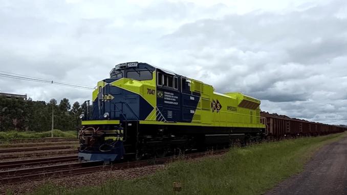 Locomotiva MRS