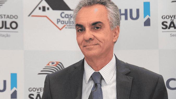 Nelson Luiz Baeta Neves Filho. Foto: Governo do Estado de SP