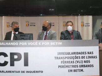 Foto: Cãmara de betim/divulgação
