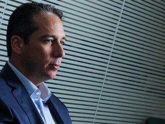 Santiago Franco, presidente da Cibra: portfólio para todas as regiões do país — Foto: Claudio Belli/Valor