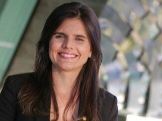Elisangela Pereira Lopes, da CNA: em 2013 a paralisação do transporte de 6,5 milhões de toneladas pela Tietê-Paraná provocou prejuízos superiores a R$ 1 bilhão — Foto: Divulgação