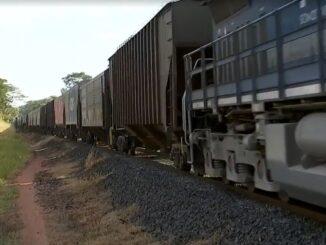 MPF pede nova multa a concessionária após flagrantes de buzinas de trens acionadas durante a madrugada em Jales — Foto: Reprodução/TV TEM