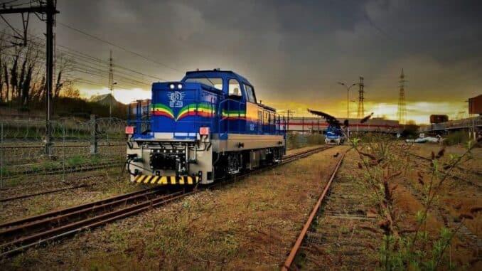 A John Cockerill é uma empresa belga, com fábrica de locomotivas no país europeu. Foto: Divulgação/John Cockerill