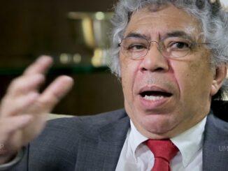 O economista Otaviano Canuto — Foto: Reprodução / Youtube / Canal UM BRASIL
