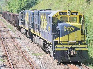 Minas Gerais concentra a maior malha ferroviária do Brasil, com 5 mil quilômetros de extensão, de acordo com o governo estadual | Crédito: Divulgação