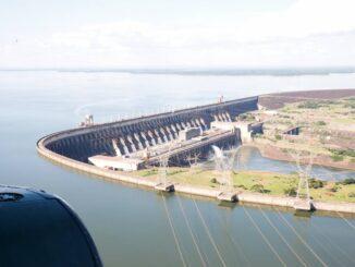 Hidrelétrica de Itaipu tem menor geração de energia em 27 anos Foto: Alan Santos/PR Newsletters