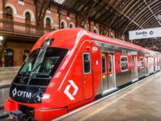 O novo Trem Intercidades (TIC) fará o trajeto entre São Paulo e Campinas em 1h04, passando por Jundiaí Crédito: Divulgação