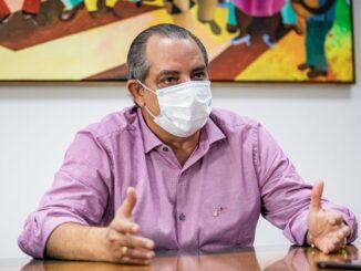 O secretário de Estado de Desenvolvimento Econômico, César Miranda: importância de ferrovias para MT