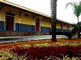 Com prédio restaurado, estação de Taubaté ganha tombamento. Foto Instituto IS/Divulgação.