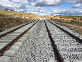 Trecho I à iniciativa privada da Ferrovia de Integração Oeste-Leste (Fiol). Foto: PPI/GOV