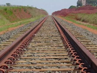 Votação do novo marco legal das ferrovias é adiado para semana que vem — Foto: Abifer/via Governo de Goiás
